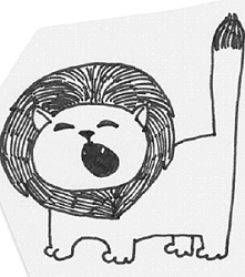 05 кот лев