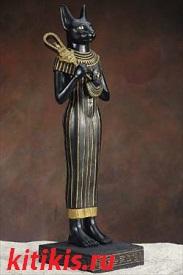 богиня - кошка Баст