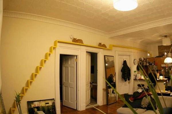 лесница-для-кошек