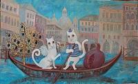 Плавание в Венеции