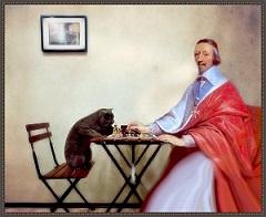кот кардинала Ришелье